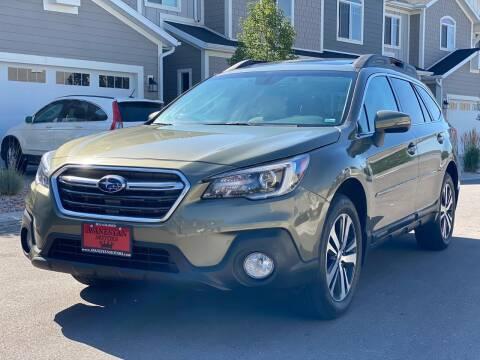 2018 Subaru Outback for sale at Avanesyan Motors in Orem UT