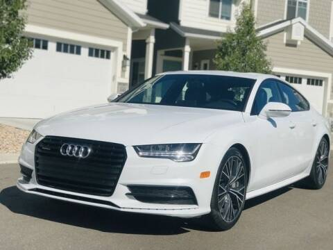 2017 Audi A7 for sale at Avanesyan Motors in Orem UT
