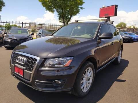 2012 Audi Q5 for sale at Avanesyan Motors in Orem UT