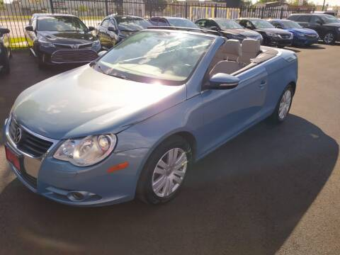 2009 Volkswagen Eos for sale at Avanesyan Motors in Orem UT