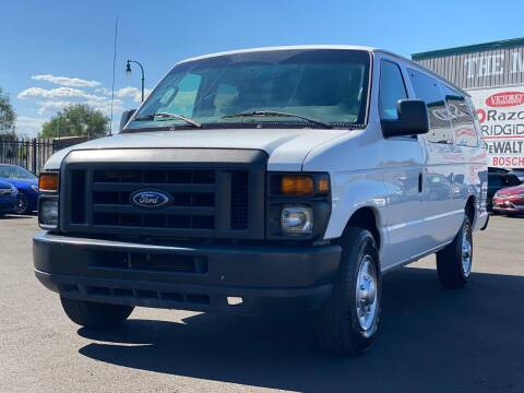 2010 Ford E-Series Wagon for sale at Avanesyan Motors in Orem UT