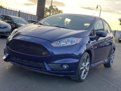 2016 Ford Fiesta for sale at Avanesyan Motors in Orem UT