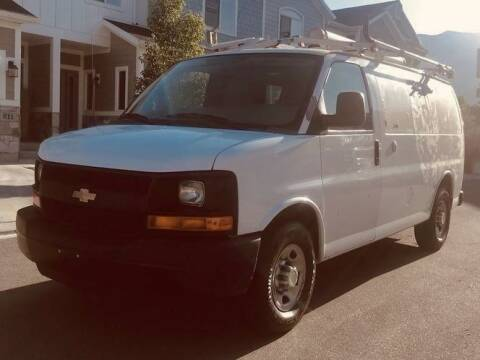 2012 Chevrolet Express Cargo for sale at Avanesyan Motors in Orem UT
