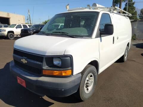 2013 Chevrolet Express Cargo for sale at Avanesyan Motors in Orem UT
