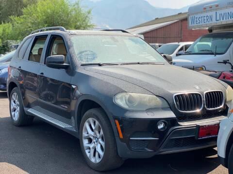 2011 BMW X5 for sale at Avanesyan Motors in Orem UT