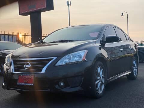 2014 Nissan Sentra for sale at Avanesyan Motors in Orem UT