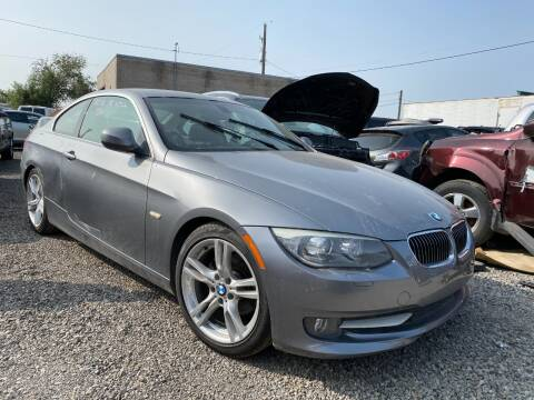2012 BMW 3 Series for sale at Avanesyan Motors in Orem UT