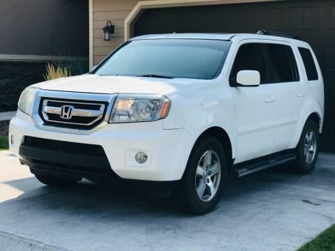 2009 Honda Pilot for sale at Avanesyan Motors in Orem UT