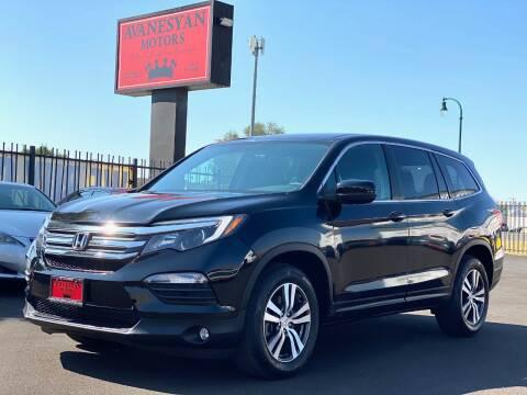 2016 Honda Pilot for sale at Avanesyan Motors in Orem UT