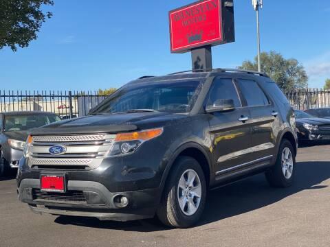 2011 Ford Explorer for sale at Avanesyan Motors in Orem UT