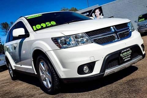 2012 Dodge Journey for sale at Island Auto in Grand Island NE