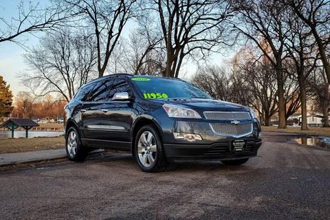 2010 Chevrolet Traverse for sale at Island Auto in Grand Island NE