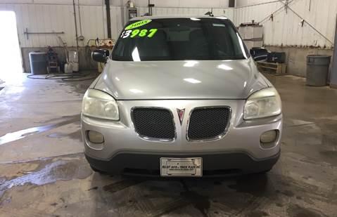 2005 Pontiac Montana SV6 for sale in Beloit, KS