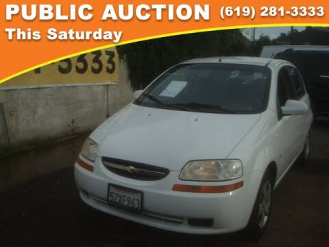 2007 chevrolet aveo ls fuel filter used chevrolet aveo for sale in california carsforsale com    used chevrolet aveo for sale in
