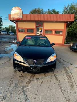2007 Pontiac G6 GT for sale at Little Bro's Auto Sales in Warren OH