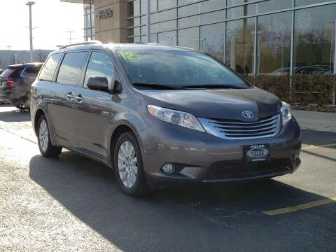 2012 Toyota Sienna For Sale >> Used 2012 Toyota Sienna For Sale Carsforsale Com