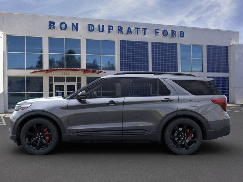 2020 Ford Explorer ST (image 3)