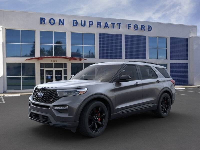 2020 Ford Explorer ST (image 1)