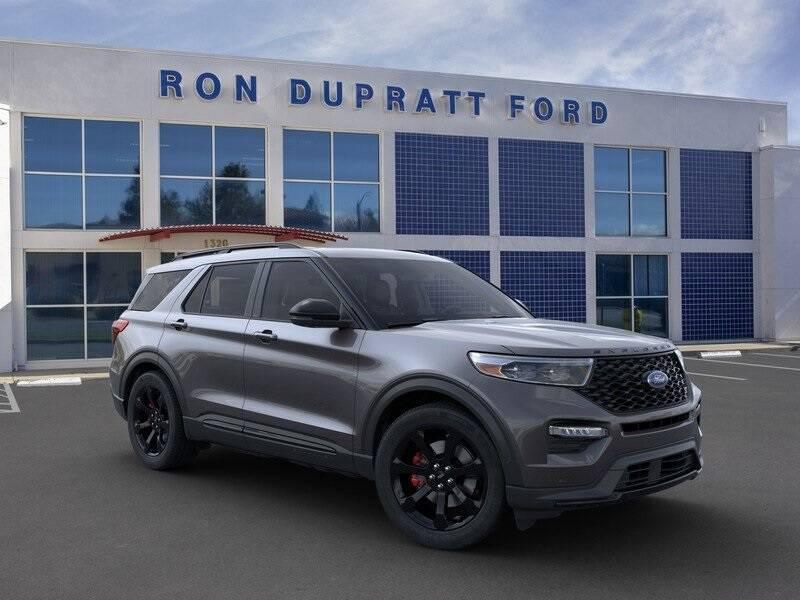 2020 Ford Explorer ST (image 7)