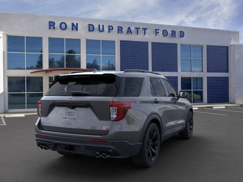 2020 Ford Explorer ST (image 8)