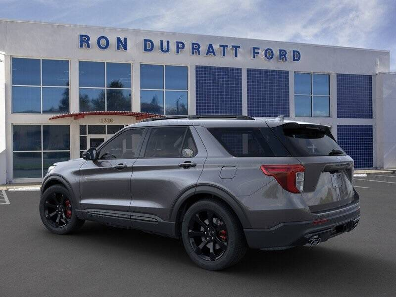 2020 Ford Explorer ST (image 4)