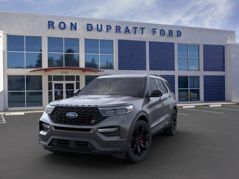 2020 Ford Explorer ST (image 2)