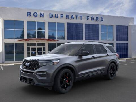 2020 Ford Explorer ST for sale at Ron Dupratt Ford in Dixon CA