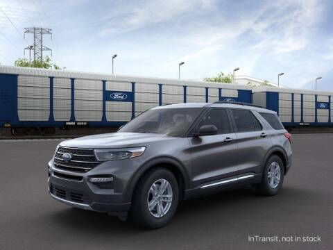 2020 Ford Explorer XLT for sale at Ron Dupratt Ford in Dixon CA