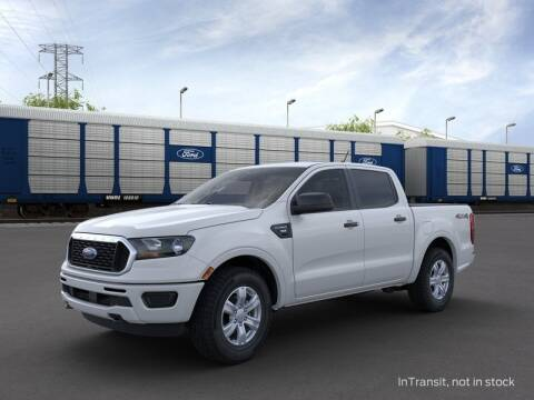 2020 Ford Ranger XLT for sale at Ron Dupratt Ford in Dixon CA