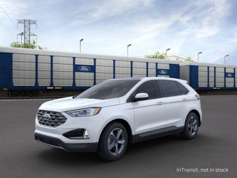 2020 Ford Edge SEL for sale at Ron Dupratt Ford in Dixon CA