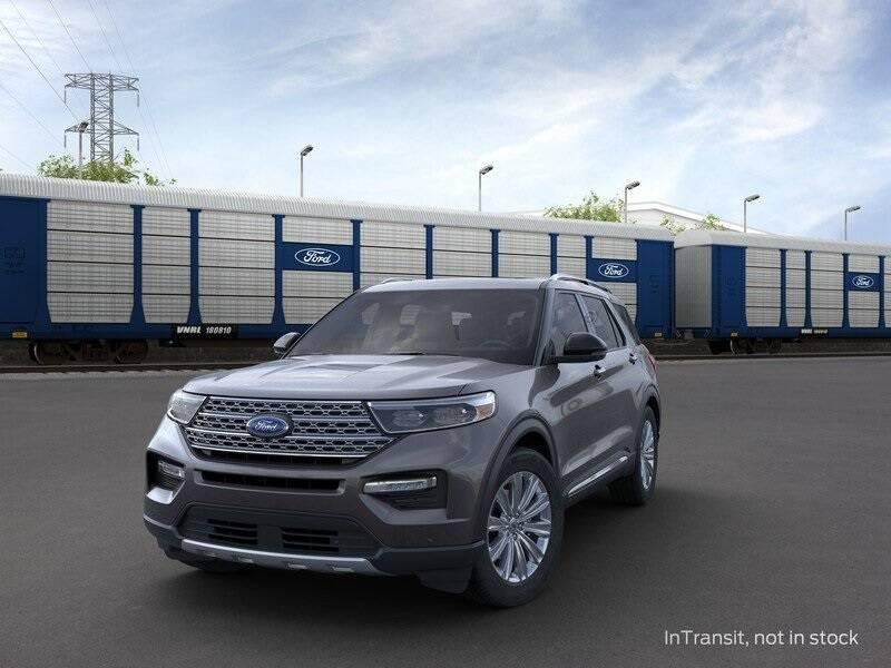 2020 Ford Explorer Limited (image 2)