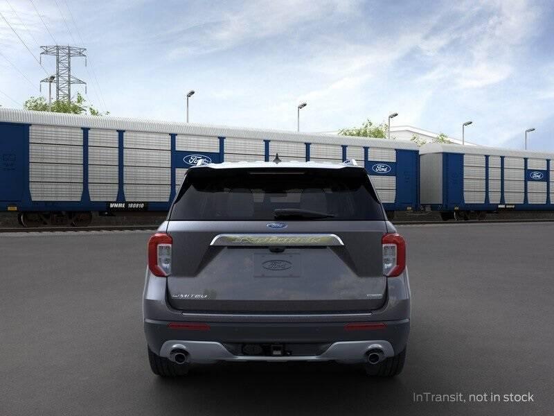 2020 Ford Explorer Limited (image 5)