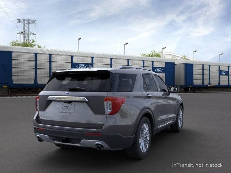 2020 Ford Explorer Limited (image 8)