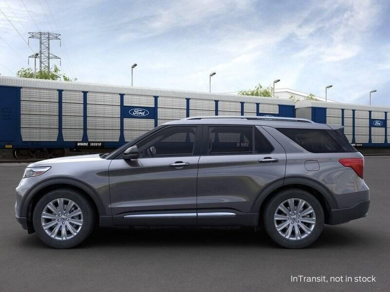 2020 Ford Explorer Limited (image 3)