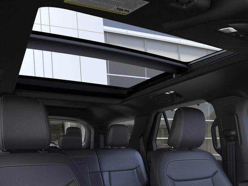 2020 Ford Explorer Limited (image 22)