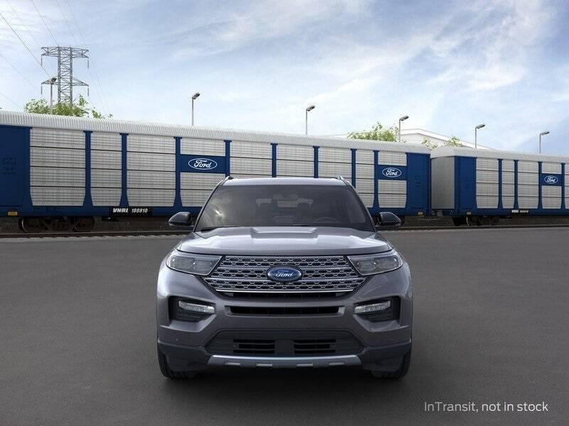 2020 Ford Explorer Limited (image 6)