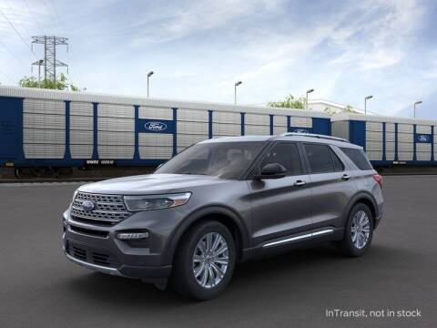 2020 Ford Explorer Limited for sale at Ron Dupratt Ford in Dixon CA