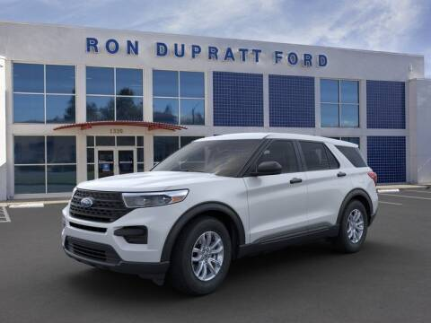 2020 Ford Explorer for sale at Ron Dupratt Ford in Dixon CA