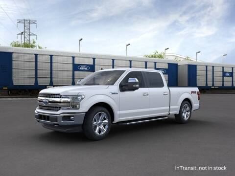 2020 Ford F-150 Lariat for sale at Ron Dupratt Ford in Dixon CA