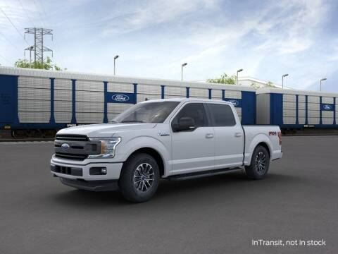 2020 Ford F-150 XLT for sale at Ron Dupratt Ford in Dixon CA