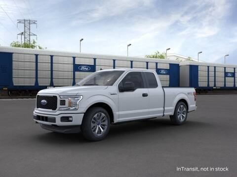 2020 Ford F-150 XL for sale at Ron Dupratt Ford in Dixon CA