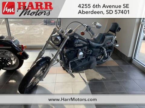 2011 Harley-Davidson Dyna for sale at Harr's Redfield Ford in Redfield SD