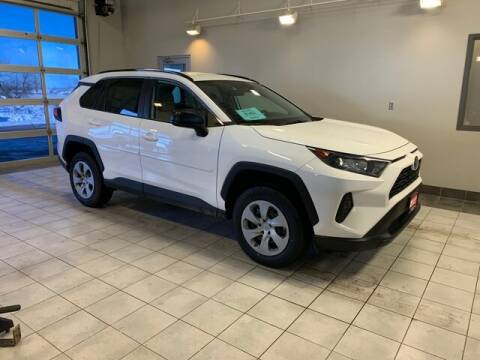 2020 Toyota RAV4 LE for sale at Harr's Redfield Ford in Redfield SD