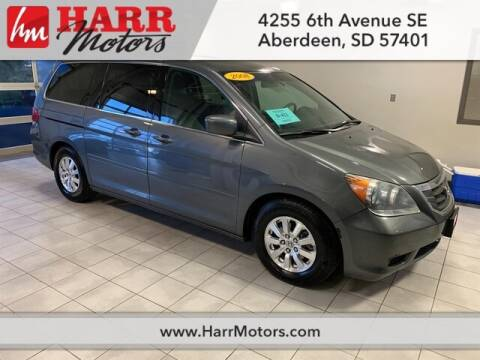 2008 Honda Odyssey for sale at Harr's Redfield Ford in Redfield SD