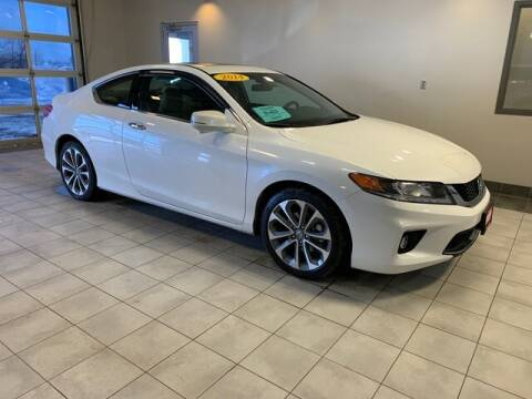 2014 Honda Accord for sale at Harr's Redfield Ford in Redfield SD
