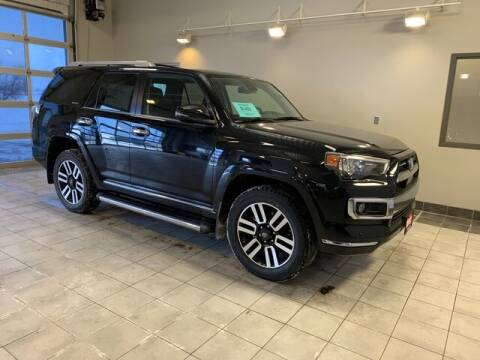 2020 Toyota 4Runner Limited for sale at Harr's Redfield Ford in Redfield SD
