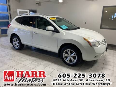 2008 Nissan Rogue for sale at Harr's Redfield Ford in Redfield SD