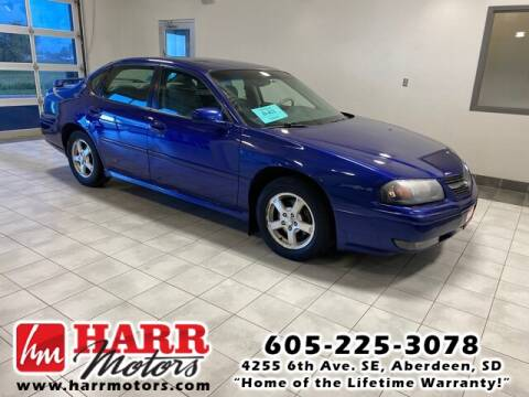 2005 Chevrolet Impala for sale at Harr's Redfield Ford in Redfield SD