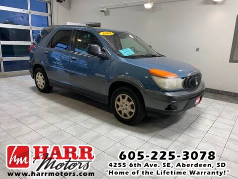 2002 Buick Rendezvous for sale at Harr's Redfield Ford in Redfield SD