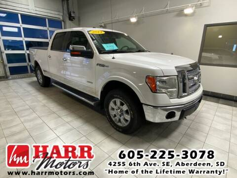 2011 Ford F-150 for sale at Harr's Redfield Ford in Redfield SD
